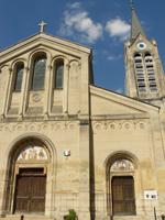 Eglise de St Leu la forêt