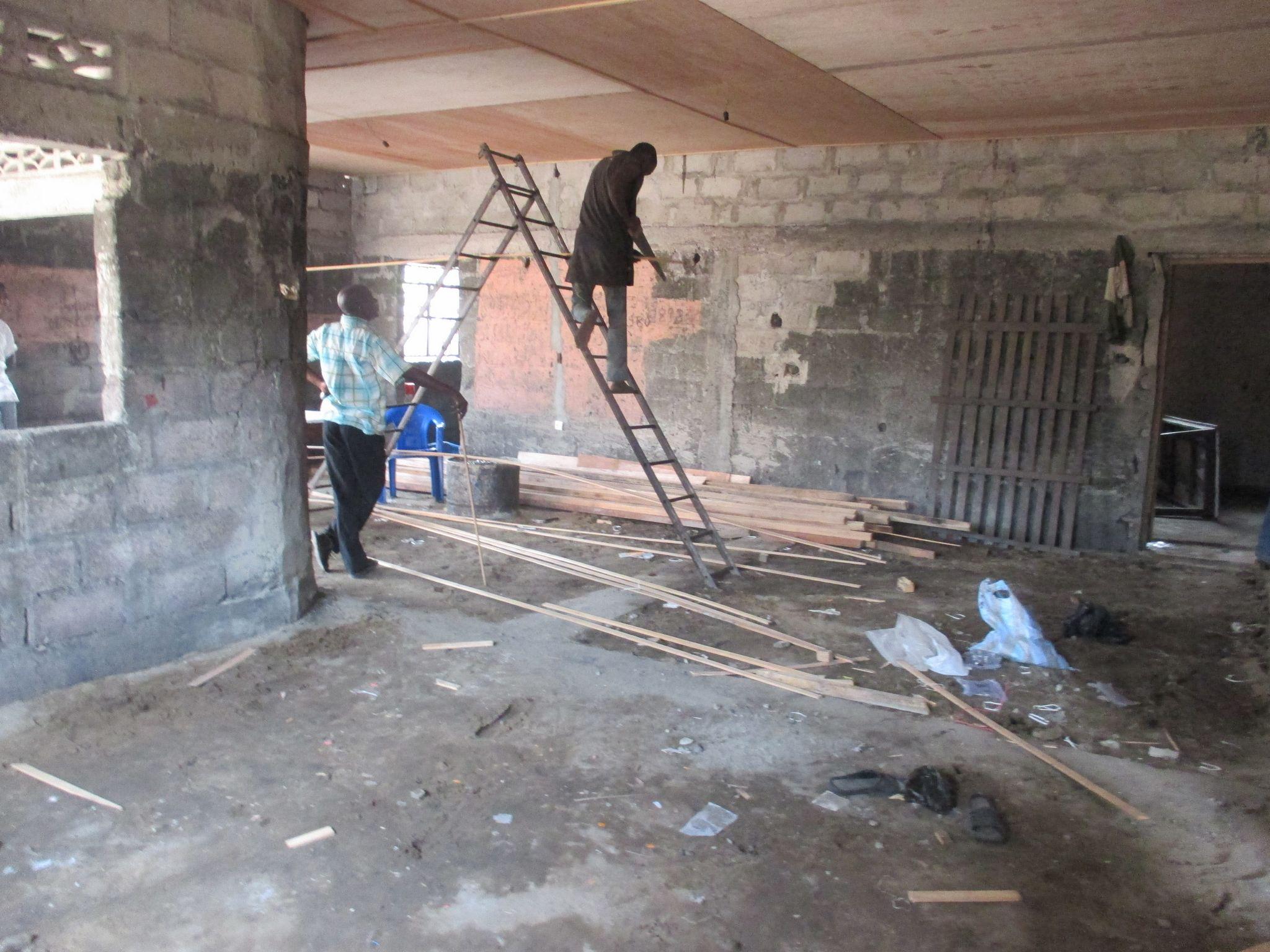 Cout construction maison kinshasa for Cout total construction maison